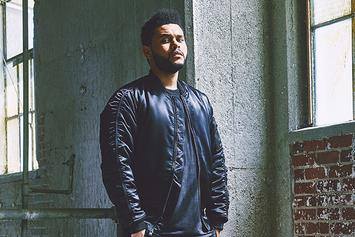 The Weeknd Named Puma's Global Brand Ambassador