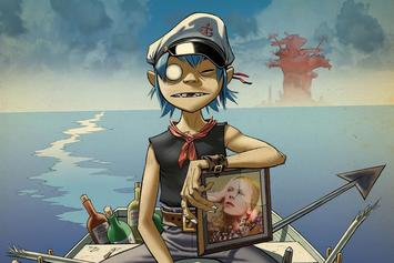 """Gorillaz Share Mysterious """"The Book Of Noodle"""" Story"""
