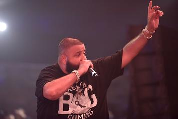 DJ Khaled Previews A Bunch Of Upcoming Air Jordan Heat