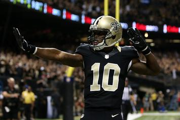 """NFL Outlaws """"Archer"""" Celebration, Brandin Cooks Vows To Keep Doing It"""