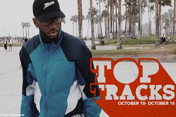 Top Tracks: October 10 - October 16