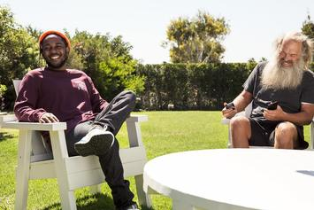 Kendrick Lamar Talks Eminem's Influence, Unreleased Songs With Rick Rubin