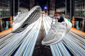 "Adidas Releasing Ultra Boost ""Reflective Pack"" Tomorrow"
