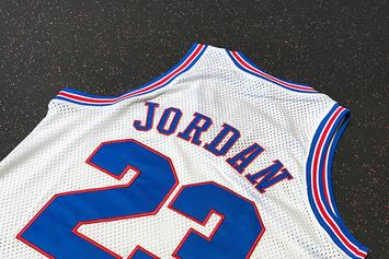 Jordan Brand To Release Michael Jordan Space Jam Jerseys