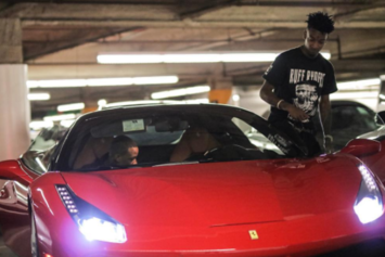 Drake Buys 21 Savage A New Ferrari For His 24th Birthday