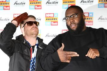 "Run The Jewels Announce 2017 ""Run The World"" Tour"