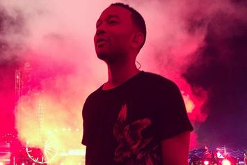 "Tracklist & Album Cover Revealed For John Legend's ""Darkness And Light"""