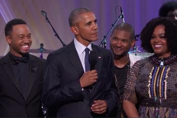 "Watch The Trailer For BET Special ""Barack Obama's Block Party"""