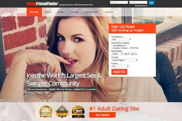 8 Million British Accounts Revealed In AdultFriendFinder Hack