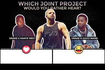 Vote: Which Joint Project From Drake Would You Rather Hear?