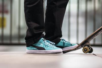 Diamond Supply x Puma Clyde For Black Friday