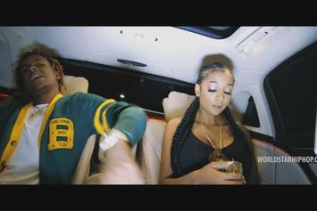 "Rich The Kid ""I Don't Care"" Video"