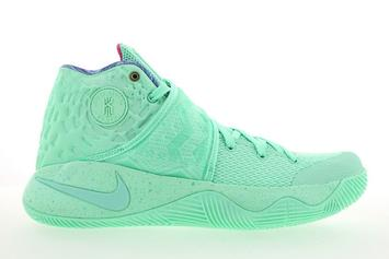 """""""What The"""" Nike Kyrie 2 Release Details Announced"""