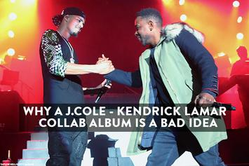 Why A J. Cole-Kendrick Lamar Collab Album Is A Bad Idea