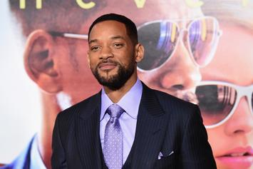 Will Smith Had To Ask A Stranger For $10 At A Gas Station