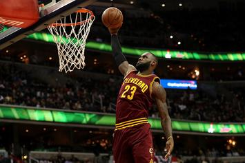 LeBron Says He Wasn't Trying To Make A Statement By Not Staying At Trump Hotel