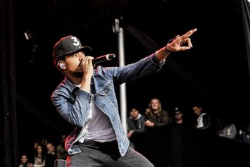 Chance The Rapper Premieres Frank Ocean & Lil Uzi Vert-Featuring Playlist Live From The Bath