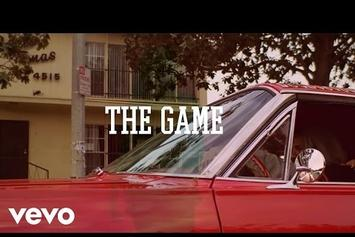"The Game Feat. Jason Derulo ""Baby You"" Video"