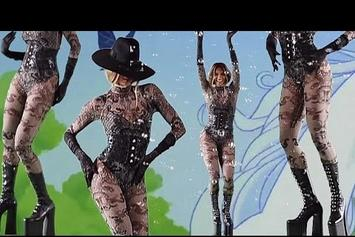 Ciara Dances In Thong Jumpsuit For Day 15 Of LOVE Advent Calendar
