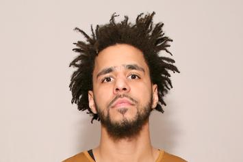 """Every Song On J. Cole's """"4 Your Eyez Only"""" Is In The Top 40"""