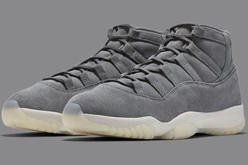 """Air Jordan 11 """"Suede"""" Release Scheduled For Tomorrow"""