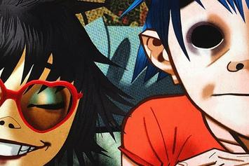 "Gorillaz Release ""Noodle"" Mix Of Their Latest Influences Including Grimes & Kali Uchis"