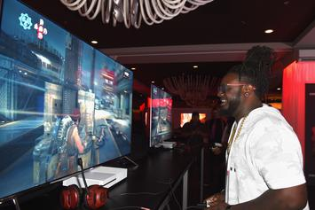 T-Pain Explains How Video Games Help Him Write Hits