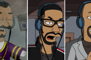 "RZA, Snoop Dogg, & Common Appear In New ""Simpsons"" Trailer"