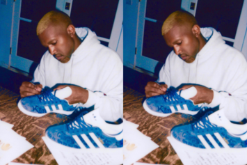 Could These Pictures Hold The Secret To Kanye's Upcoming Projects?