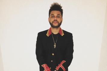 """The Weeknd's """"Starboy"""" Returns To #1 On The Albums Chart"""