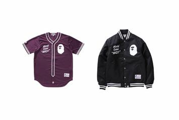 Bape And Majestic Release Limited Edition Capsule Collection