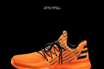 Album-Inspired Basketball Sneakers Featuring Kanye x Harden Collab