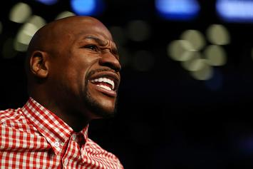 "Floyd Mayweather Calls Out Dana White: ""You Used To Carry My Bags"""