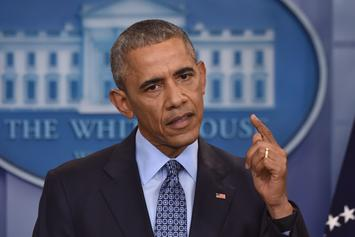 "Obama Says ""We're Going To Be OK"" During Final Press Conference"