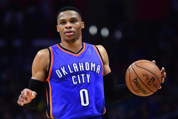 Russell Westbrook Reacts To Being Snubbed From Starting NBA All-Star Game