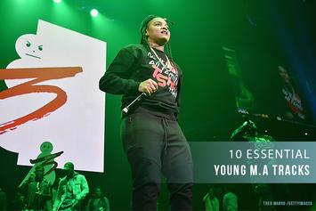 10 Essential Young M.A Tracks