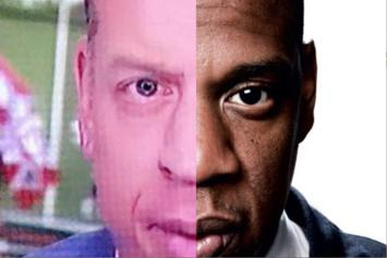 """Twitter Reacts To Troy Aikman Looking Like The """"White Jay Z"""""""