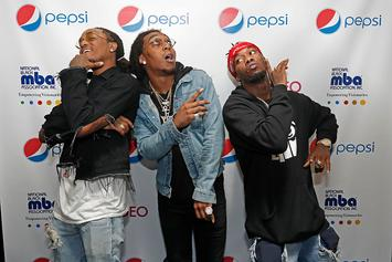"Migos Explain The Meaning Behind ""Culture"" Album Name"