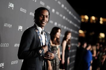 A$AP Rocky Fought For His Life At Rikers Island