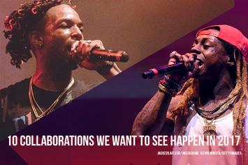 10 Collaborations We Want To See Happen In 2017