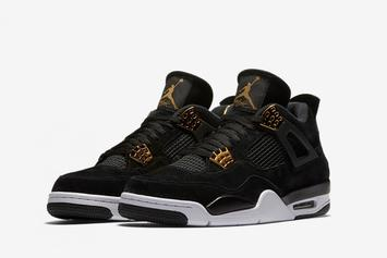 """""""Royalty"""" Air Jordan 4s And Other Sneaker Releases To Know This Week"""