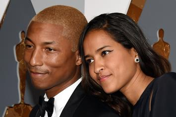 Pharrell's Wife Helen Lasichanh Gives Birth To Triplets