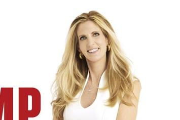 "Ann Coulter Lashes Out At Eminem For His ""No Favors"" Diss"
