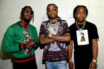 "Migos Clarify Makonnen Remarks: ""We Love All People, Gay Or Straight"""
