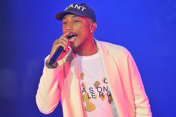 "Pharrell Previews Brand New ""Human Race"" Adidas NMD"