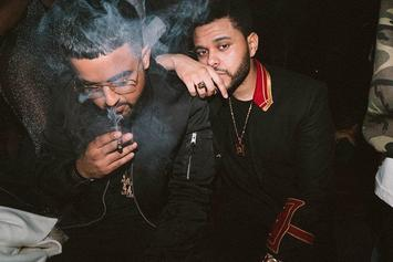 The Weeknd Featured On Nav's Debut Project Coming This Month