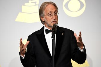 "Grammys President: ""I Don't Think There's A Race Problem At All"""