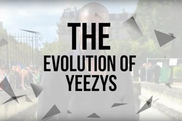 Evolution Of The Yeezy: 2009-2017