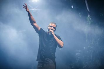 Drake Drops £30K At Wild London Nightclub Party