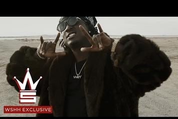 "K Camp ""Rockstar Crazy"" Video"